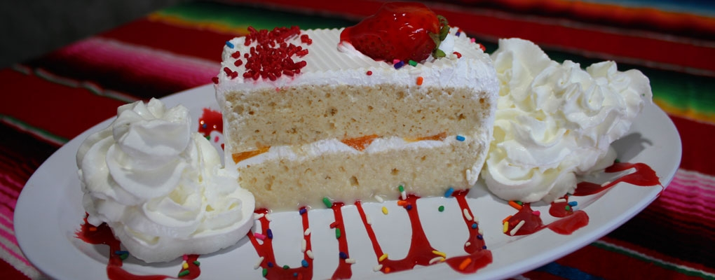 Happy endings with .. Pastel De Tres Leches