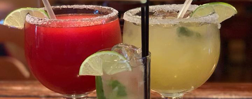 Thirsty…..Stop in for Margarita Mondays